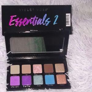 Violet Voss Essentials 2 pro series shadow pressed